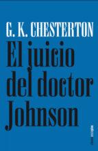 el juicio del doctor johnson-g.k. chesterton-9788496867468