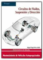 emv circuitos de fluidos: suspension y direccion miguel angel perez bello 9788497326568