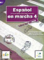español en marcha 4 (alumno + cd)-9788497782968