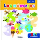 los numeros: libro poster (aprendo en casa)-9788499398068