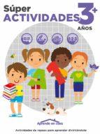 libro actividades (3-4 años) aprendo en casa-8436026776278