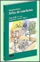 educacion fisica y estilos de enseñanza-alvaro sicilia camacho-miguel angel delgado noguera-9788497290173