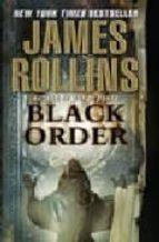 black order-james rollins-9780060765378