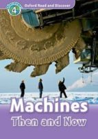 oxford read and discover 4 machines then and now audio pack 9780194644778