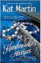 the handmaiden s necklace kat martin 9780778322078