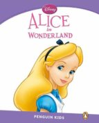 alice in wonderland (penguin kids level 5)-9781408287378
