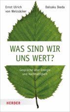 was sind wir uns wert? (ebook)-ernst u. von weizsäcker-9783451809378
