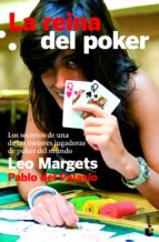 la reina del poker-leo margets-pablo del palacio-9788408100478