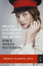 milena o el fémur más bello del mundo (ebook)-jorge zepeda patterson-9788408136378