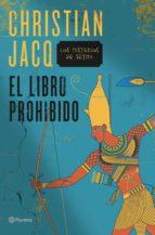 el libro prohibido-christian jacq-9788408156178