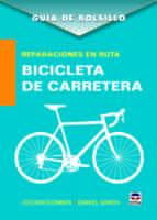 guia de bolsillo: reparaciones en ruta bicicleta de carrera jochen donner daniel simon 9788416676378