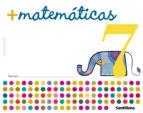 cuaderno de matematicas 7 (educacion infantil) 9788429407778