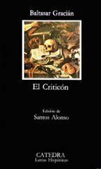 el criticón (3ª ed.)-baltasar gracian-9788437602578
