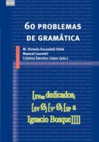 60 problemas de gramatica mª victoria escandell vidal manuel leonetti 9788446034278