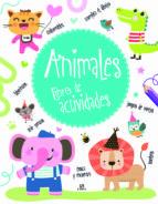 animales: libro de actividades-9788466237178