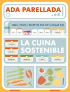 la cuina sostenible-ada parellada-9788466423878