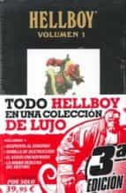 hellboy: edicion integral vol. 1  (2ª ed.)-mike mignola-9788467903478