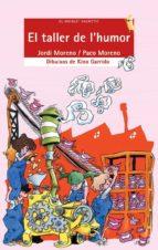 el taller de l humor j. moreno 9788476606278
