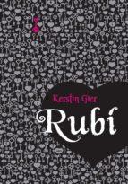 rubí (rubí 1) (ebook)-kerstin gier-9788484417378
