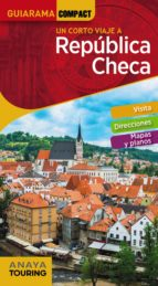 republica checa 2018 (guiarama compact)-miguel cuesta-9788491580478