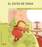 el osito de tania (manuscrita-mayuscula)-teresa gregori-9788495722478