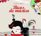 bicos de musica (mama cabra) (cd + dvd)-gloria mosquera roel-9788498654578