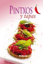 pintxos y tapas: cocina facil-9788499280578
