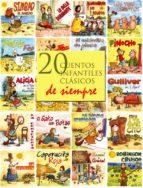 20 cuentos infantiles clásicos de siempre (ebook)-hans christian andersen-charles perrault-8423646200788