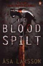 the blood spilt asa larsson 9780141031088