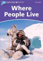 where people live (dolphin readers 4) 9780194400688