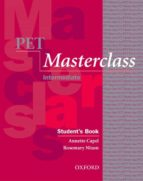pet masterclass student s book pack-9780194514088