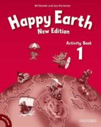 happy earth 1 (new edition) activity book & mu rom pack 9780194732888