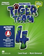 tiger team 4º primary activity book