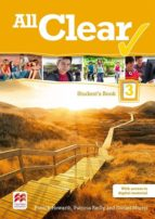 all clear 3 secondary student s book pack-9780230485488