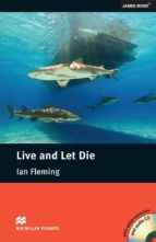 macmillan readers pre-intermediate: live & let die pack-9780230735088