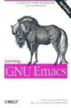 Descargar Ebooks Portal Learning gnu emacs