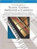 the complete book of scales, chords, arpeggios and cadences-willard a. palmer-9780739003688