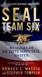 seal team six: memoirs of an elite navy seal sniper howard e. wasdin stephen templin 9781250055088