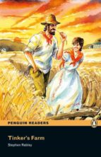penguin readers easystarts: tinker s farm (libro + cd) stephen rabley 9781405880688