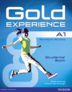 gold experience a1 students  book with dvdrom (examenes)-9781447961888