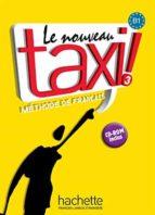 nouveau taxi 3 (alum+ cdrom) 9782011555588