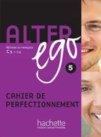 alter ego 5 (ejercicios) 9782011557988