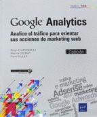 google analytics ronan pierre soulier maxime coutant chardonneau 9782409010088