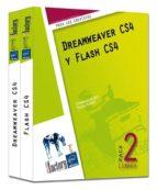 dreamweaver cs4 y flash cs4: pack 2 libros christophe aubry 9782746053588