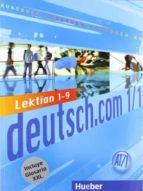deutsch.com a1.1 kursbuch xxl(l. 1 9) 9783191616588