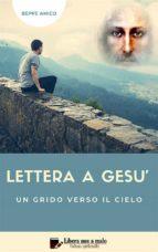 lettera a gesù - un grido verso il cielo (ebook)-9786050327588