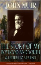john muir: the story of my boyhood and youth & letters to a friend (autobiography with original drawings) (ebook) john muir 9788026847588