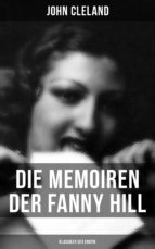 die memoiren der fanny hill (klassiker der erotik) (ebook) john cleland 9788027217588