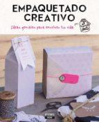 empaquetado creativo: ideas geniales para envolver tu vida gema casado 9788403514188