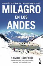 milagro en los andes (booket especial navidad 2007) nando parrado 9788408073888